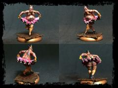 "Ivan ""Pretty in Pink"" Zangief"