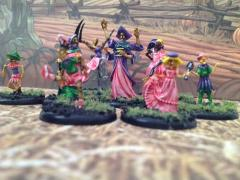 Pretty in pink collodi crew