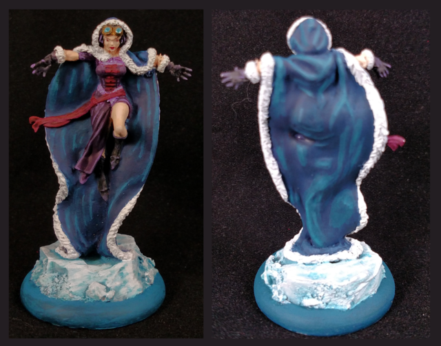 Iron Painter Snowpocalypse Rasputina