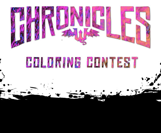 Chronicles Coloring Contest